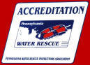 PA Level II Accredited Water Rescue Team